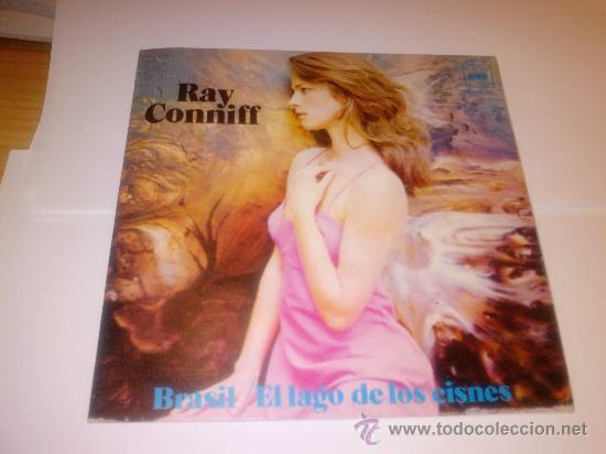RAY CONNIFF (EL LAGO DE LOS CISNES) (Música - Discos - Singles Vinilo - Orquestas)