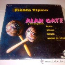 Discos de vinilo: ALAN GATE (BRASIL). Lote 26300216