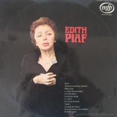 Discos de vinilo: EDITH PIAF - EDICIÓN FRANCESA. Lote 27008221