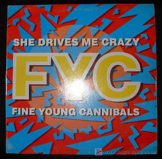 musica fine young cannibals - she drives me crazy