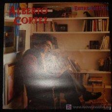 Discos de vinilo: LP DE ALBERTO CORTEZ. ENTRE LINEAS.. Lote 16046901