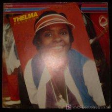 Discos de vinilo: SINGLE DE THELMA HOUSTON. READY TO ROLL.. Lote 16046955