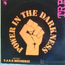 Discos de vinilo: TOM ROBINSON BAND ---- POWER IN THE DARKNESS. Lote 16047116