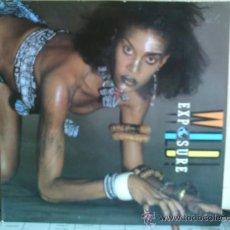Discos de vinilo: EXPOSURE ----- WILD !. Lote 16058591