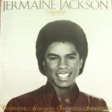 Discos de vinilo: JERMAINE JACKSON-MOTOWN SUPERSTAR SERIES LP VINILO 1985 SPAIN. Lote 16061355