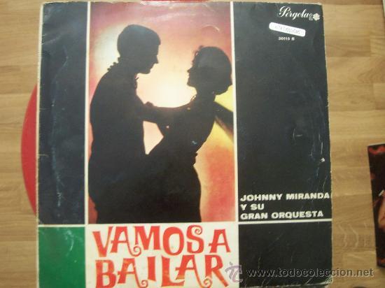 Usado, 10 PULGADAS - JOHNNY MIRANDA -PERGOLA segunda mano
