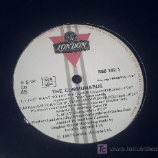 Discos de vinilo: THE COMMUNARDS / I JUST WANT TO LET YOU KNOW/MAXI 1987 PEPETO. Lote 16084703