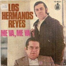 Discos de vinilo: LOS HERMANOS REYES. Lote 16097866
