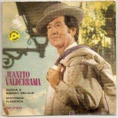 Discos de vinilo: JUANITO VALDERRAMA. Lote 16098061