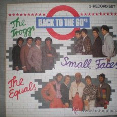 Discos de vinilo: BACK TO THE 60'S-THE TROGGS,THE EQUALS,SMALL FACES-3 LP'S BOX-GERMANY 1984.. Lote 27214929