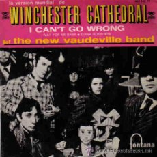 Discos de vinilo: THE NEW VAUDEVILLE BAND - WINCHESTER CATHEDRAL - 1966. Lote 25162593