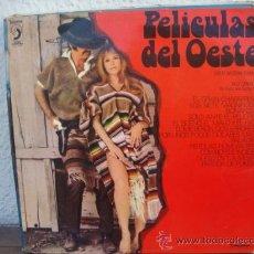Discos de vinilo: BILLY STRANGE - PELICULAS DEL OESTE (LP DISCOPHON 73) VER FOTO ADJUNTA. Lote 16110751