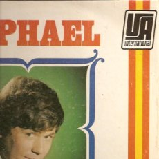 Disques de vinyle: RAPHAEL LP SELLO UA INTERNACIONAL EDITADO EN USA.. Lote 16112619