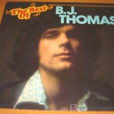 Discos de vinilo: B.J. THOMAS - THE BEST OF - LP 16 TEMAS - INTERCORD 1976 GERMANY - COMO NUEVO / N MINT. Lote 23509552