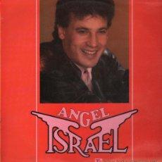 Discos de vinilo: ANGEL ISRAEL - NÚMERO UNO - LP 1987. Lote 16147962