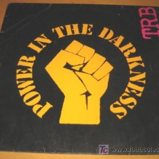 Discos de vinilo: TOM ROBINSON BAND / TRB - POWER IN THE DARKNESS - LP - EMI 1978 GERMANY. Lote 26795379
