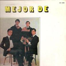 Discos de vinilo: LOS BRINCOS LP SELLO EDITADO EN EL SALVADOR. Lote 16203974