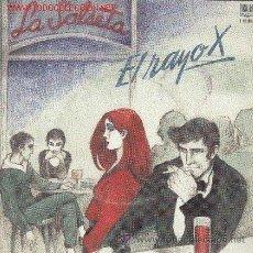 Discos de vinilo: LA SALSETA - EL RAYO X, 1983 . Lote 21469592
