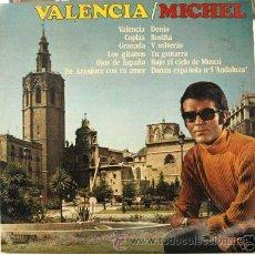 Discos de vinilo: LP MUSICA ESPAÑOLA - VALENCIA / MICHEL. Lote 27318168