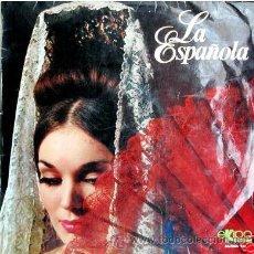 Discos de vinilo: LP MUSICA ESPAÑOLA - COPLA - LA ESPAÑOLA - SELECCION. Lote 27318173