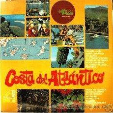 Discos de vinilo: COSTA DEL ATLANTICO. Lote 27471129