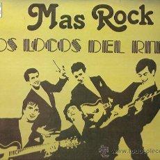 Discos de vinilo: LOS LOCOS DEL RITMO LP SELLO COMPAS EDICCIÓN AMERICANA.. Lote 16228893