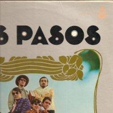 Discos de vinilo: LOS PASOS LP SELLO HISPAVOX RICO-VOX EDICCIÓN AMERICANA.. Lote 16229516