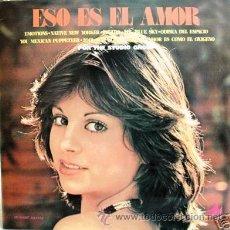 Discos de vinilo: LP MUSICA ESPAÑOLA E INTERNACIONAL- ESO ES EL AMOR. Lote 26149851