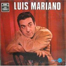 Discos de vinilo: - LUIS MARIANO -. Lote 26149854