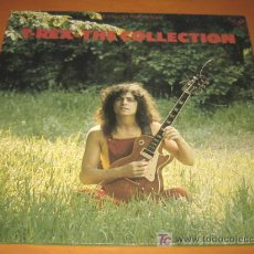 Discos de vinilo: T. REX ( MARC BOLAN ) - THE COLLECTION - 2 LP - T.C.S 1986 ENGLAND CCSLP 136 UK NUEVO / MINT . Lote 23774231