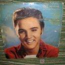 Discos de vinilo: ELVIS PRELEY-ELVIS-ORIGINAL INGLES LP - SPOT RCA BLACK/SILVER LABEL 1959. Lote 26369794