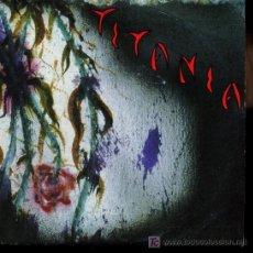 Discos de vinilo: TITANIA - SOLA SIN TI / BAILANDO EN LAS CALLES - EP 1992 - PROMO. Lote 23160313