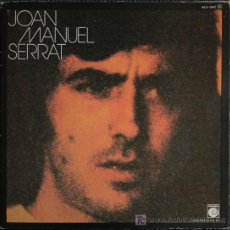 Discos de vinilo: JOAN MANUEL SERRAT - CANCION INFANTIL, LP GATEFOLD. Lote 26968306