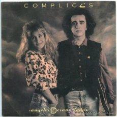Discos de vinilo: 1 LP--DISCO VINILO---AÑO 1989---COMPLICES (ANGELES DESANGELADOS). Lote 27529162
