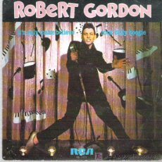 Discos de vinilo: ROBERT GORDON - IT`S ONLY MAKE BELIVE *** RCA ESPAÑA 1979***. Lote 17426255