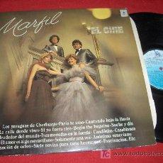 Disques de vinyle: MARFIL EL CINE LP 1981 VERSIONES 60'S PELICULAS. Lote 18931159