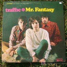 Discos de vinilo: TRAFFIC, MR FANTASY, UNITED ARTISTS UAS 6651, USA ORIG 1968 . Lote 16341884