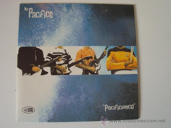 EP SURF - THE PACIFICS (Música - Discos de Vinilo - EPs - Grupos Españoles de los 90 a la actualidad)