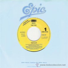 Discos de vinilo: THE THE - DOGS OF LUST (45 RPM) PROMO. Lote 16372450
