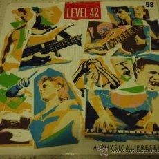 Discos de vinilo: LEVEL 42 'A PHYSICAL PRESENCE EP' ( FOLLOW ME - TURN IT ON - KANSAS CITY MILKMAN ) ENGLAND-1985. Lote 16381514