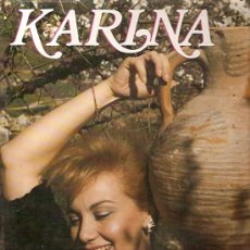Discos de vinilo: KARINA MAXI-SINGLE SELLO MARBELLA SOUND AÑO 1988 . Lote 16393096