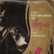 Discos de vinilo: LLONGUERAS CON ALMA MARIA DE (LOS 3 SUDAMERICANOS), HELENA DE (LOS MISMOS) Y ANA KIRO......... Lote 16409487