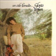 Discos de vinilo: GLORIA LP SELLO MOVIEPLAY AÑO 1981. Lote 16424932