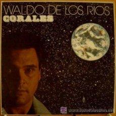 Discos de vinilo: 1 LP---DISCO VINILO---AÑO 1977--WALDO DE LOS RIOS (CORALES). Lote 27481297
