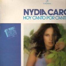 Discos de vinilo: NYDIA CARO LP SELLO COLUMBIA AÑO 1974. Lote 16425754
