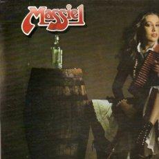 Discos de vinilo: MASSIEL LP SELLO POLYDOR AÑO 1976 CARABINA 30-30 . Lote 16425886