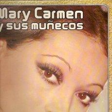Discos de vinilo: MARI CARMEN Y SUS MUÑECOS LP SELLO RCA AÑO 1976. Lote 16425980