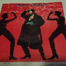 Discos de vinilo: SEAL ( CRAZY - SPARKLE ) 1990 - GERMANY SINGLE45 ZTT RECORDS. Lote 16430547
