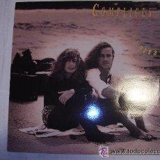 Discos de vinilo: COMPLICES LP ESTÁ LLORANDO. Lote 26439796