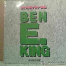 Discos de vinilo: BEN E. KING ---- STAND BY ME - THE COASTERS MAXI SINGLE. Lote 16439836